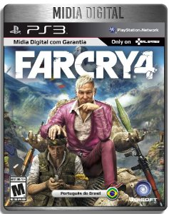 Far Cry 4 - Ps3 Psn - Mídia Digital