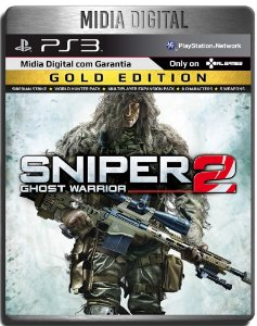 Sniper Ghost Warrior 2 Gold Edition + Dlcs - Ps3 Psn - Mídia Digital
