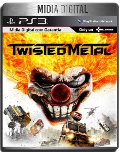 Twisted Metal - Ps3 Psn - Mídia Digital