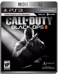 Call Of Duty Cod Bo2 : Black Ops 2 + Dlc Revolution  - Ps3 Psn - Mídia Digital