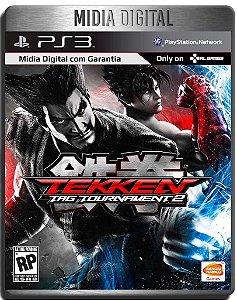 Tekken Tag Tournament 2 - Ps3 Psn - Mídia Digital