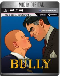 Bully - Ps3 Psn - Mídia Digital