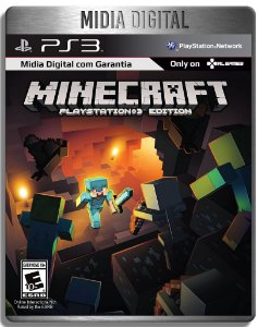 Minecraft - Ps3 Psn - Mídia Digital