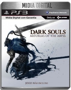 Artorias Of The Abyss DLC - Ps3 Psn - Midia Digital