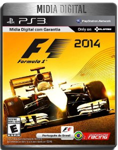 F1 2014 Formula 1 2014 Português - Ps3 Psn - Mídia Digital