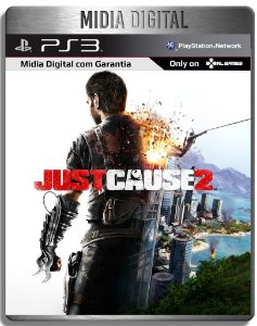 Just Cause 2 -  Ps3 Psn - Mídia Digital