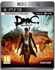 Devil May Cry Dmc - Ps3 Psn - Midia Digital