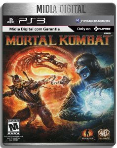 Mortal Kombat 9 - Ps3 Psn - Midia Digital
