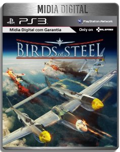 Birds Of Steel - Ps3 Psn - Midia Digital