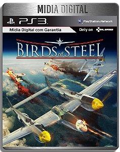 Birds Of Steel  Ps3 Psn - Midia Digital