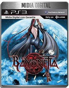Bayonetta - Ps3 Psn - Midia Digital
