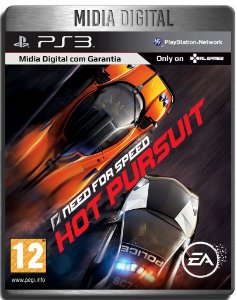Need For Speed Hot Pursuit - Ps3 Psn - Midia Digital
