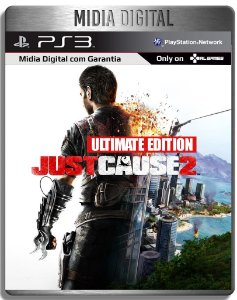 Just Cause 2 Ultimate + Dlcs - Ps3 Psn  - Midia Digital