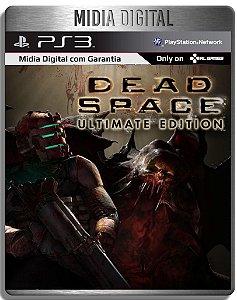 Dead Space 1 Ultimate - Ps3 Psn - Midia Digital
