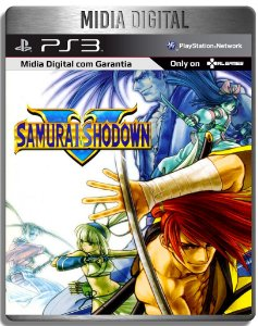 Samurai Shodown 5 - Ps3 Psn - Midia Digital