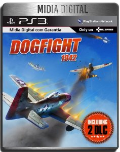 Dogfight 1942 + Dlcs- Ps3 Psn - Midia Digital