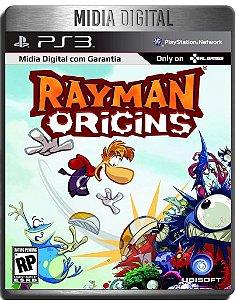 Rayman Origins - Ps3 Psn - Midia Digital