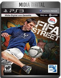 Fifa Street - Ps3 Psn - Midia Digital