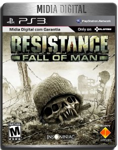 Resistance Fall Of Man - Ps3 Psn - Midia Digital