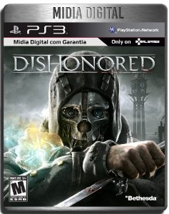 Dishonored - Ps3 Psn - Midia Digital