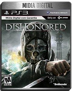 Dishonored - Ps3 Psn - Midia Digital
