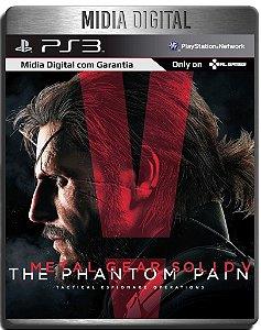 Metal Gear 5 V The Phantom Pain - Ps3 Psn - Midia Digital