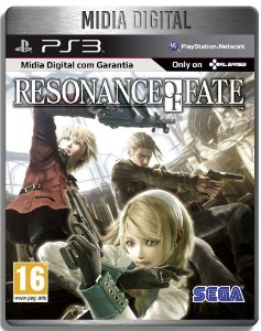 Resonance Of Fate - Ps3 Psn - Midia Digital