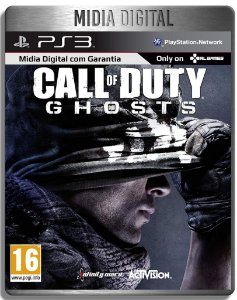Call Of Duty Ghosts - Ps3 Psn - Midia Digital