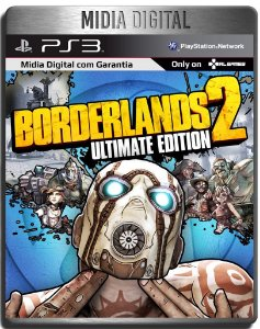 Borderlands 2 Ultimate Edition + Dlcs - Ps3 Psn - Mídia Digital