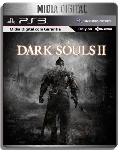 Dark Souls 2 - Midia Digital Ps3 Psn Playstation 3
