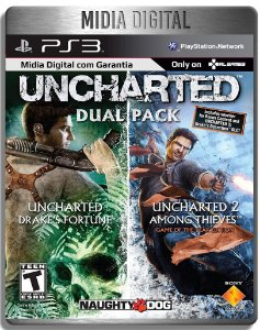 Uncharted Dual Pack - Ps3 Psn Midia Digital