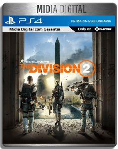 Tom Clancy's The Division 2 Standard Edition - Ps4 Psn - Midia Digital Primaria