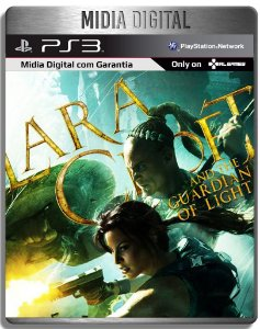 Lara Croft and The Guardian of Light - Ps3 Psn - Midia Digital