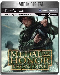 Medal of Honor Frontline - Ps3 Psn - Midia Digital