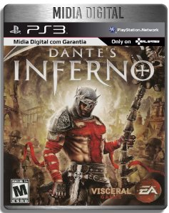 Dantes Inferno - Ps3 Psn - Midia Digital