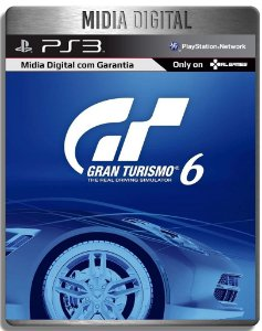 Gran Turismo 6 - Ps3 Psn - Midia Digital