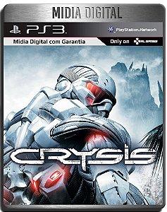 Crysis - Ps3 Psn - Mídia Digital