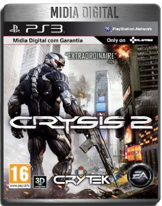 Crysis 2 - Ps3 Psn - Mídia Digital