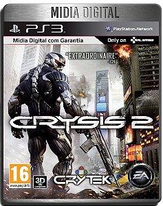 Crysis 2 - Ps3 Psn - Mídia Digital
