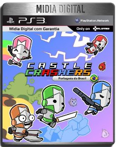 Castle Crashers - Ps3 Psn - Mídia Digital