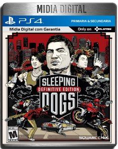Sleeping Dogs Definitive Edition - Ps4 Psn - Midia Digital Primária