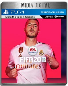 EA SPORTS™ FIFA 20 - Ps4 Psn - Mídia Digital Primária