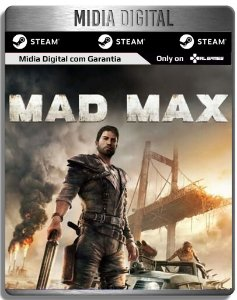 MAD MAX - Código Steam PC
