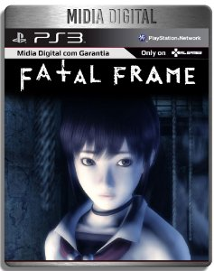 Fatal Frame I - Ps3 Psn - Mídia Digital