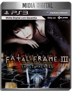 Fatal Frame III: The Tormented - Ps3 Psn - Mídia Digital