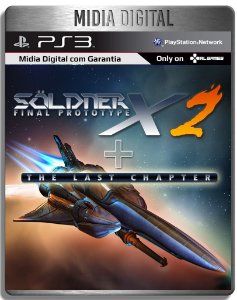 Soldner-X 2: Final Prototype Complete Edition - Ps3 Psn - Mídia Digital