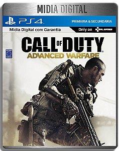 Call of Duty Advanced Warfare - Ps4 Psn - Mídia Digital