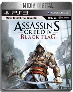 Assassins Creed Black Flag - Ps3 Psn - Mídia Digital