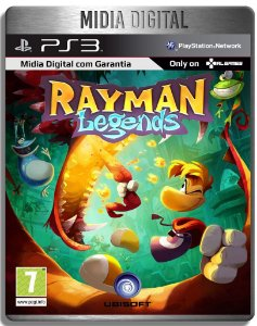 Rayman Legends - Ps3 Psn - Mídia Digital