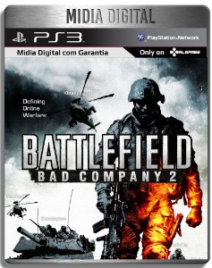 Battlefield Bad Company 2 - Ps3 Psn - Mídia Digital
